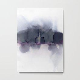 Superimposed 001 Metal Print