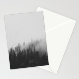 Dark Mist Stationery Cards