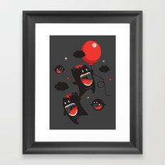 To the Stars Framed Art Print