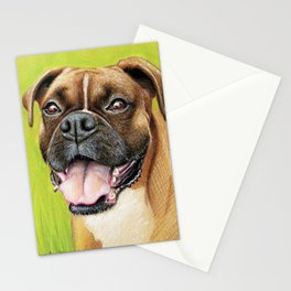 Boxer Stationery Cards