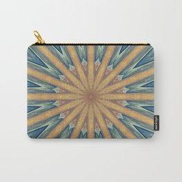 Barrel Kaleidoscpoe Carry-All Pouch