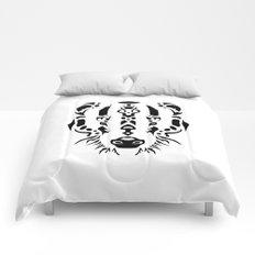 Tribal Badger Comforters