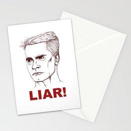 I'm A LIAR! Stationery Cards
