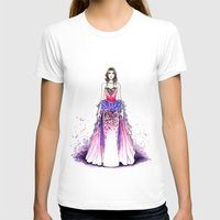 sparkle T-shirts featuring Sparkle by Tania Santos
