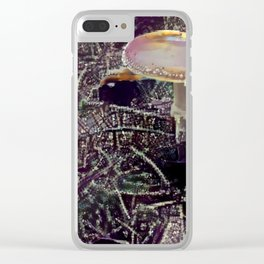 Amanita and Another Clear iPhone Case