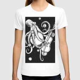 Cosmic Octopus T-shirt