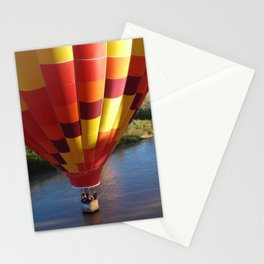 Flame Glow Float Stationery Cards