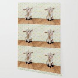 Cuddly Donkey Wallpaper