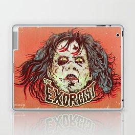 Exorcist Laptop & iPad Skin