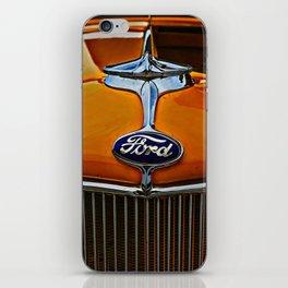 1932 Roadster Hot rod iPhone Skin
