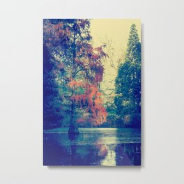 autumn by the sea Metal Print