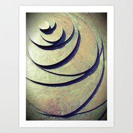 Untitled Bronze - Gouda - NL Art Print