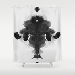 Form Ink Blot No. 29 Shower Curtain