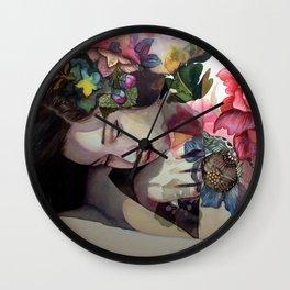 Indelible Wall Clock