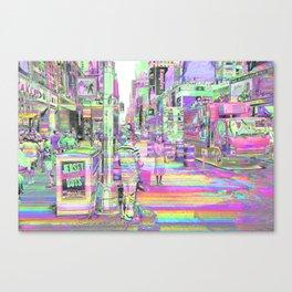 NY Color Canvas Print