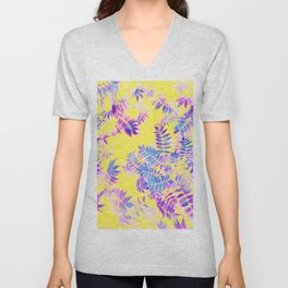 Vibrance #society6 #decor #buyart Unisex V-Neck