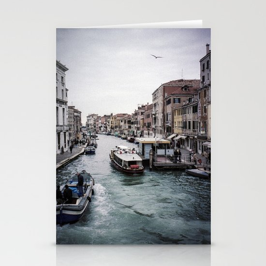 Faded Memories: Venezia Stationery Cards
