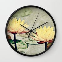 sisters Wall Clocks featuring Sisters by Scott Mitchell Photography