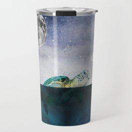 Midnight Swim Travel Mug
