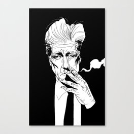 D.Lynch Canvas Print