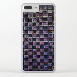 Tree Town Etude Night Clear iPhone Case