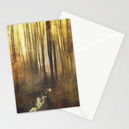 Vintage Woods Stationery Cards