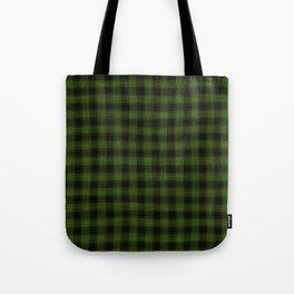 FrostburgPlaid 03 Tote Bag