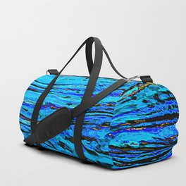 ripples on imagined water Duffle Bag