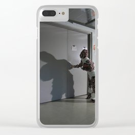 I am your BIGGEST fan Clear iPhone Case