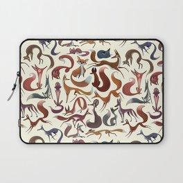 Foxy Pattern Laptop Sleeve