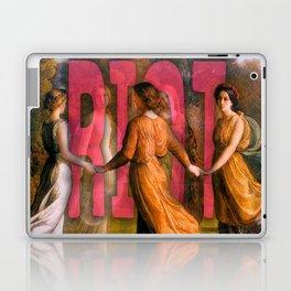 Women's March Laptop & iPad Skin