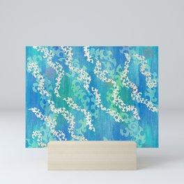 Shimmering Shoals Mini Art Print