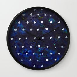 Something About Pollen Wall Clock