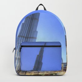 Burj Khalifa Dubai Backpack
