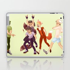 Peter Panlinson and his Lost Lads Laptop & iPad Skin