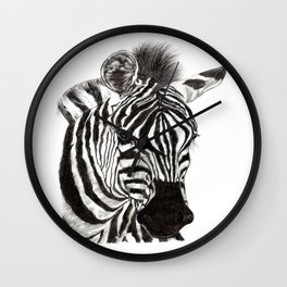 The Amazing Mr. Z Wall Clock