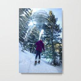 Colorado Massive Metal Print