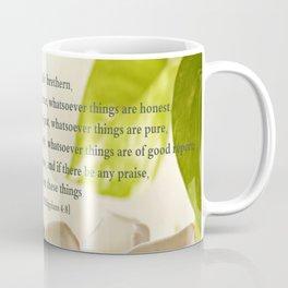Whatsoever Things Are True Coffee Mug