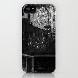 Silhouettes Mingle iPhone Case