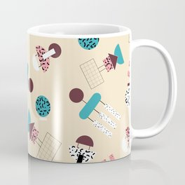 geometric 4 Coffee Mug