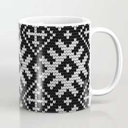 Pattern in Grandma Style #23 Coffee Mug