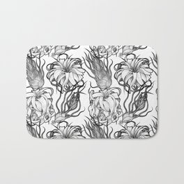 Tillandsia Tile Bath Mat