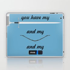 You Have - Lord of The Rings Laptop & iPad Skin