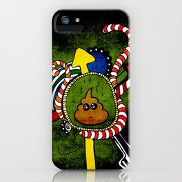 Ssh! iPhone Case