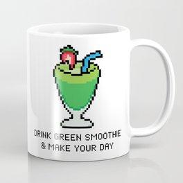 Green Smoothie Coffee Mug