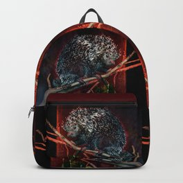 Porcupine Backpack