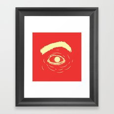 The Terror I Framed Art Print
