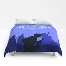Lewis & the Cobalts Comforters
