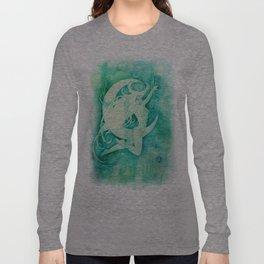 Goddess of Cancer - A Water Element Long Sleeve T-shirt