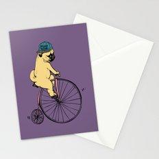 Pug Ride Stationery Cards